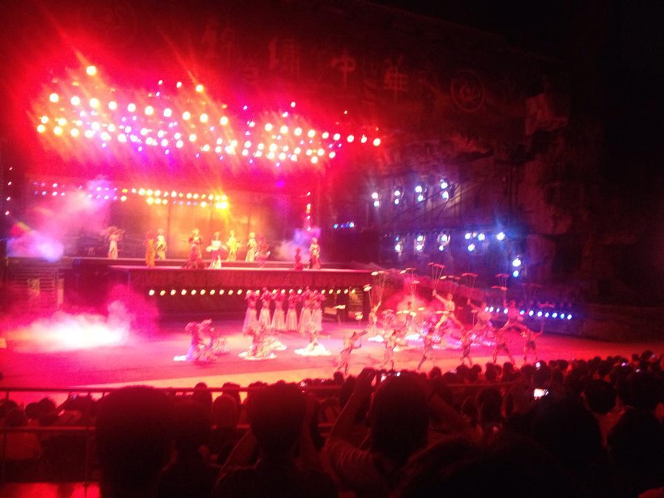 中国深セン 中国民族文化村