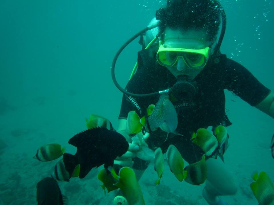 インドネシア・バリ ダイビング