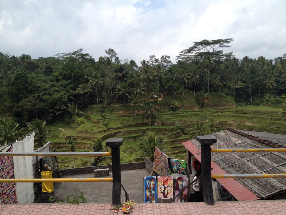 インドネシア・バリ島 ウブド