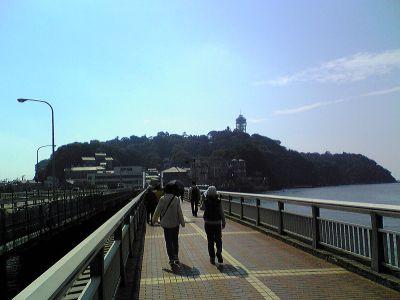 江ノ島・お水取り