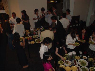 野菜パーティー