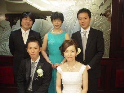 個性的な結婚式