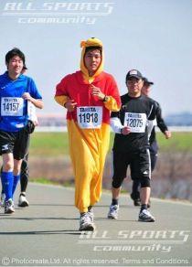 荒川市民マラソン2009
