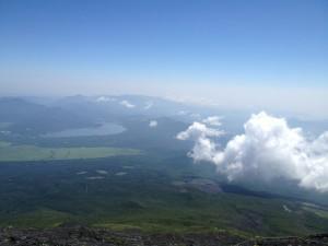 富士山登頂