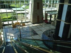 ブルネイ エンパイアホテル