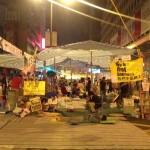 香港のデモ実況と、中国深セン・マカオ