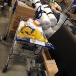 IKEAで総重量250kgほどお買い物