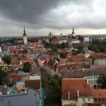 エストニア、タリンにて