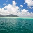 天国の海サンドバー